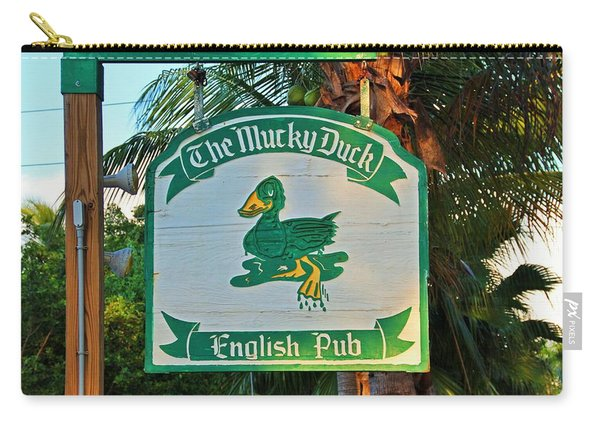 Mucky Duck I Carry-all Pouch