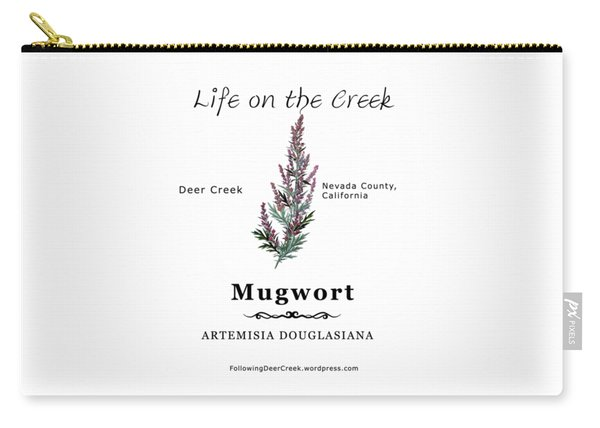 Mugwort Carry-all Pouch