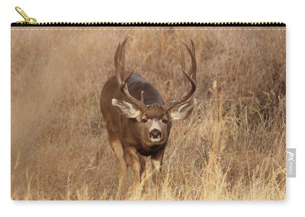 Muledeerbuck1 Carry-all Pouch