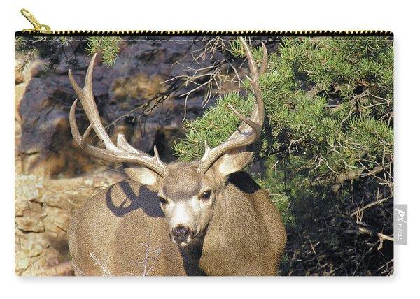 Muledeerbuck6 Carry-all Pouch