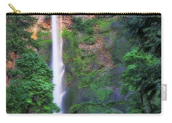 Multnomah Falls Portland Oregon Carry-all Pouch