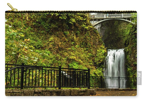 Multnomah Falls,oregon Carry-all Pouch