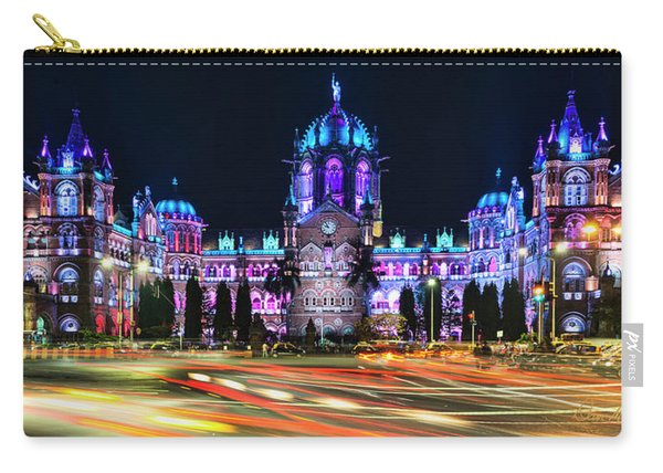 Mumbai Moment Carry-all Pouch