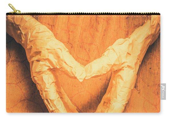 Mummies Love Halloween Carry-all Pouch