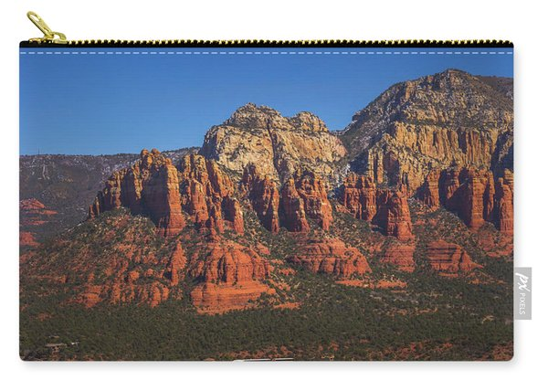 Munds Mountain Panorama Carry-all Pouch
