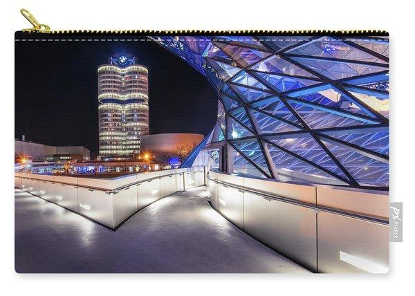 Munich - Bwm Modern And Futuristic Carry-all Pouch