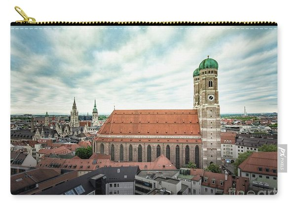 Munich - Frauenkirche Carry-all Pouch