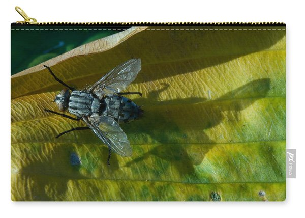 Musca On Display Carry-all Pouch