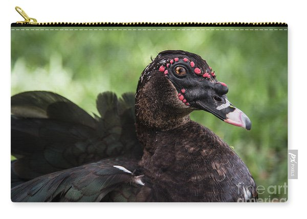 Muscovy Duck-0314 Carry-all Pouch