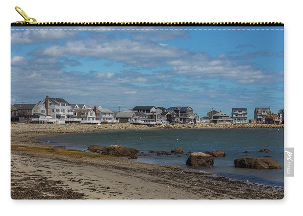 Museum Beach Scituate Massachusetts Carry-all Pouch