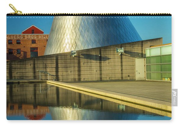 Museum Of Glass Tower Carry-all Pouch