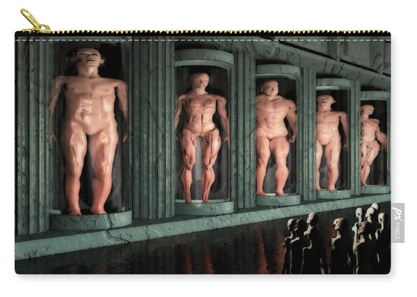 Museum Of Inner Demons Carry-all Pouch