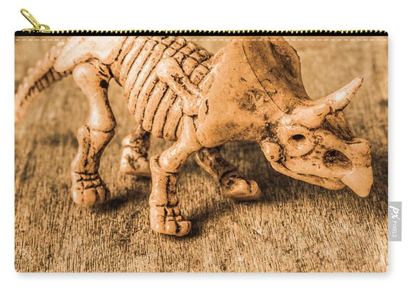 Museum Of Plastic Extinctions Carry-all Pouch