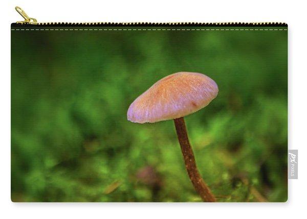 Mushflower Carry-all Pouch