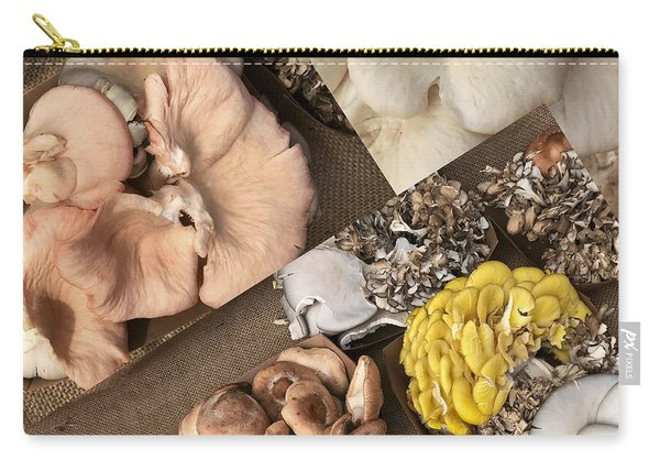 Mushroom Art Carry-all Pouch
