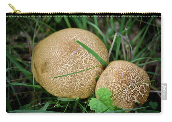 Mushroom Pair Carry-all Pouch