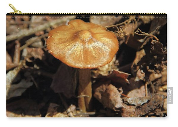 Mushroom Rising Carry-all Pouch