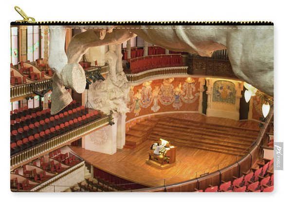 Palau De La Musica Catalana, Barcelona Carry-all Pouch