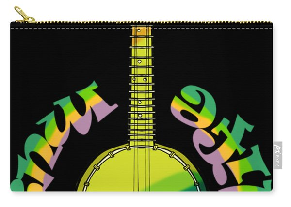 Music Is My Life Carry-all Pouch