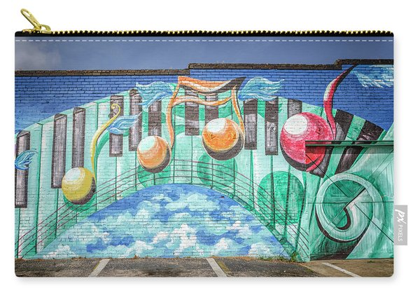 Music Mural  Carry-all Pouch