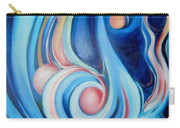 Music Of The Spheres Carry-all Pouch