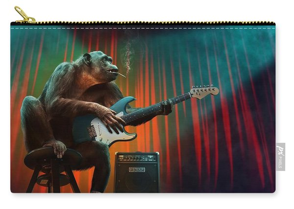 Music_animal Carry-all Pouch