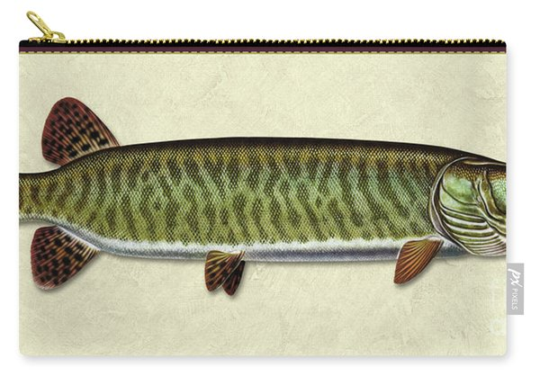 Muskie Id Carry-all Pouch
