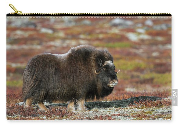 Muskox Carry-all Pouch