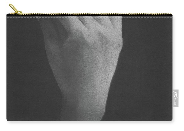 Muted Shadow No. 2 Carry-all Pouch