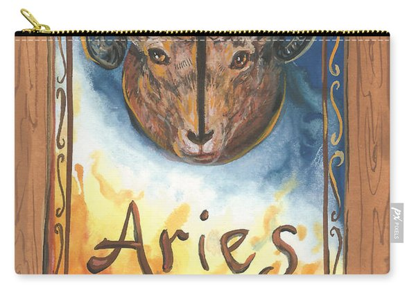 My Aries Carry-all Pouch