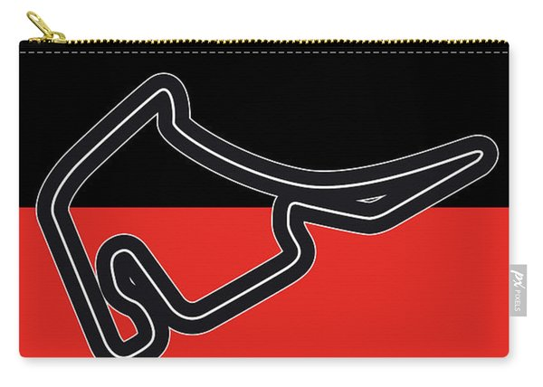 My F1 Germany Race Track Minimal Poster Carry-all Pouch