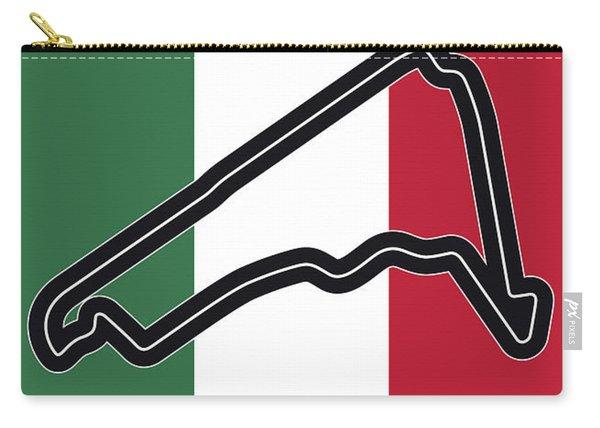 My Gran Premio De Mexico Minimal Poster Carry-all Pouch