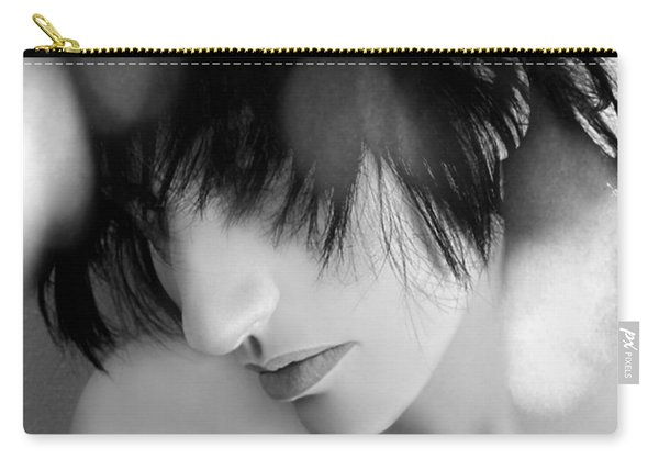 What They Don't See - Self Portrait Carry-all Pouch