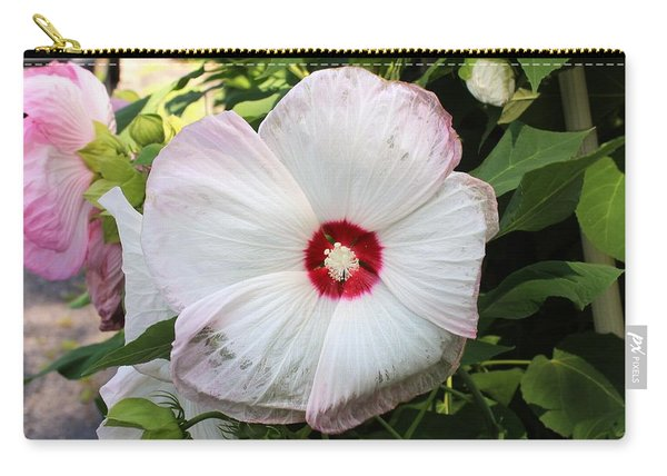My Neighbors Hibiscus Carry-all Pouch