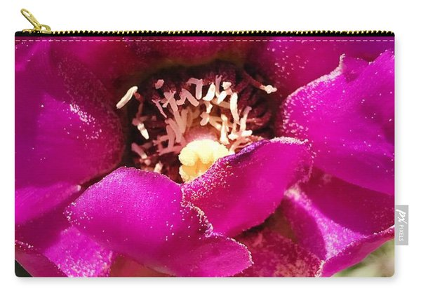 My Petals Runneth Over Carry-all Pouch