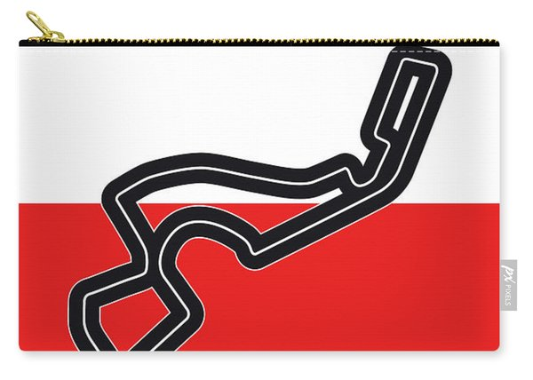 My Russian Grand Prix Minimal Poster Carry-all Pouch