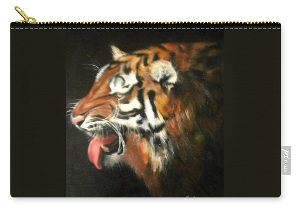 My Tiger - The Year Of The Tiger Carry-all Pouch