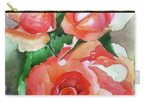 My Wild Irish Rose Carry-all Pouch