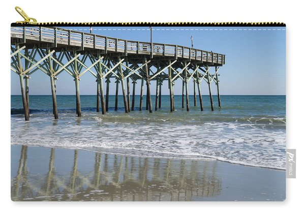 Myrtle Beach Pier Carry-all Pouch