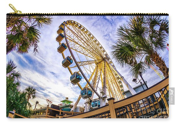 Myrtle Beach Sunset Carry-all Pouch