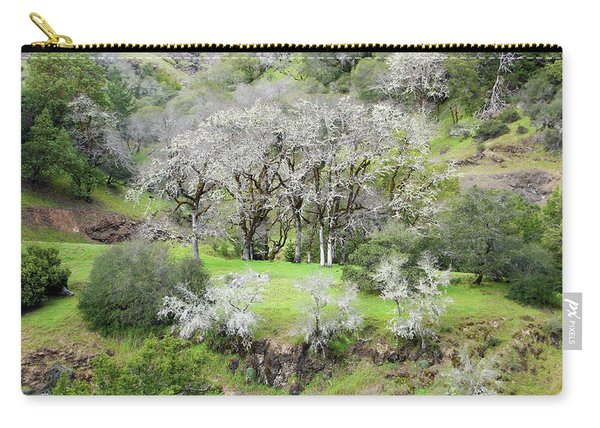 Mysterious Landscape In Sonoma County Carry-all Pouch