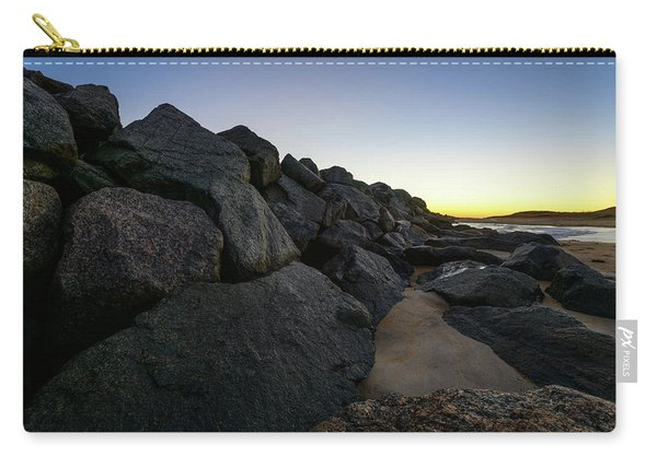 Mystic Beach Carry-all Pouch
