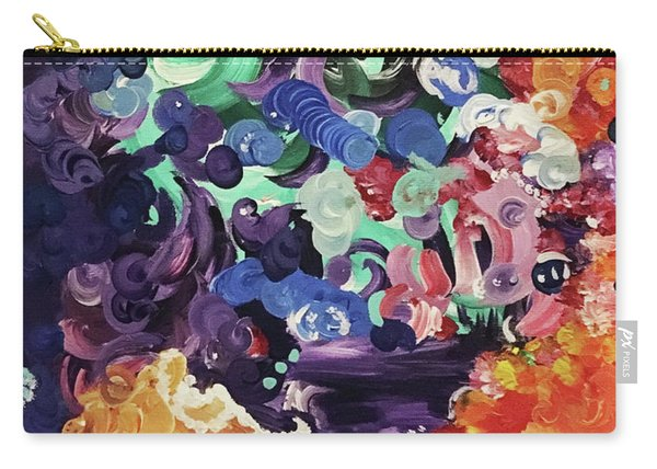 Mystic Beth  Carry-all Pouch