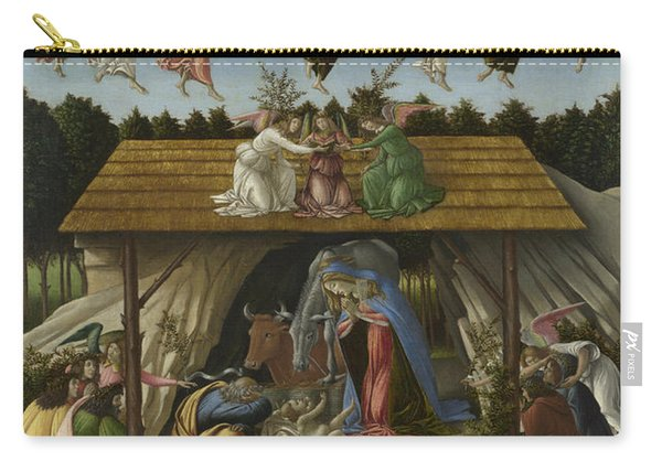 Mystic Nativity -- Carry-all Pouch