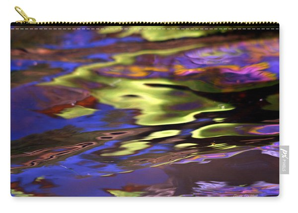 Mystic Topaz Carry-all Pouch
