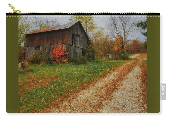 Mystical Country Lane  Carry-all Pouch