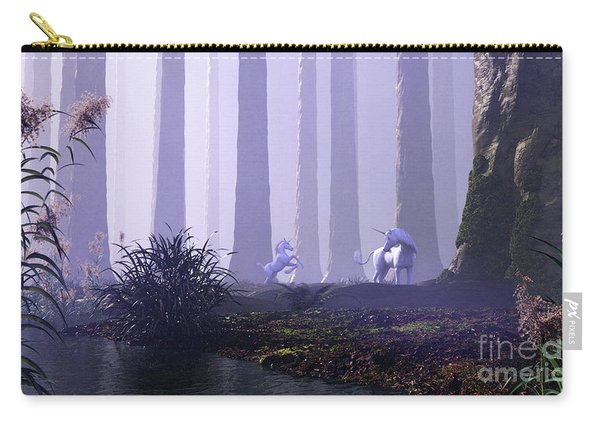 Mystical Forest Carry-all Pouch