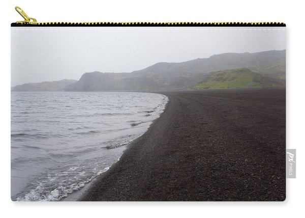 Carry-all Pouch featuring the photograph Mystical Island - Healing Waters 3 by Matthew Wolf