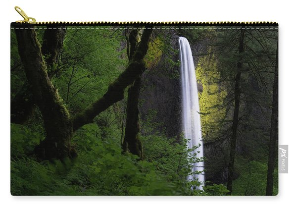 Mystical Waterfall Carry-all Pouch