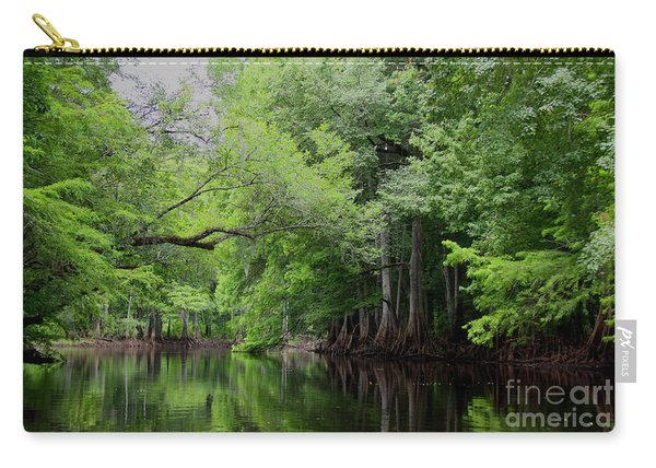 Mystical Withlacoochee River Carry-all Pouch